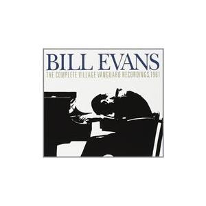 COMPLETE LIVE AT VILLAGE VANGU / BILL EVANS ビル・エヴァンス(輸入盤) (3CD) 0025218444323-JPT|softya