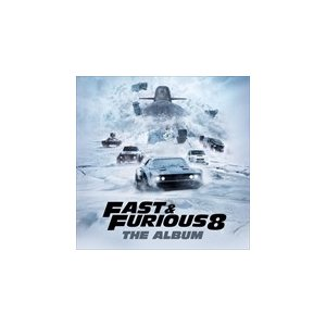 FAST & FURIOUS 8 : THE ALBUM ワイルド・スピード アイスブレイク サウンドトラック サントラ(輸入盤CD) 0075678661242-JPT|softya