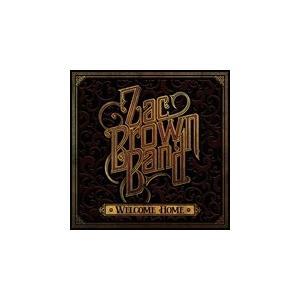 (おまけ付)WELCOME HOME / ZAC BROWN BAND ザック・ブラウン・バンド(輸入盤) (CD) 0075678662034-JPT|softya