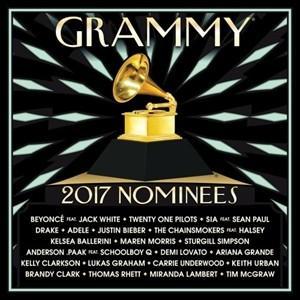 (おまけ付)2017 Grammy Nominees グラミー・ノミニーズ / VARIOUS ヴァリアス(輸入盤) (CD) 0075678662447-JPT|softya