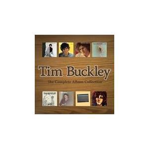 (おまけ付)2017.10.13現地発売 COMPLETE ALBUM COLLECTION / TIM BUCKLEY ティム・バックリィ(輸入盤) (8CD) 0081227933852-JPT|softya
