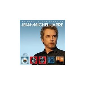 ORIGINAL ALBUM CLASSICS VOL. II / JEAN MICHEL JARRE ジャン・ミッシェル・ジャール(輸入盤) (5CD) 0190758227122-JPT|softya
