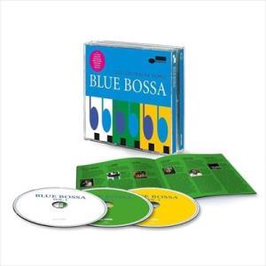 BLUE BOSSA BOX SET / VARIOUS オムニバス(輸入盤) (3CD) 0600753686607-JPT|softya