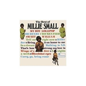 BEST OF MILLIE SMALL / MILLIE SMALL ミリー・スモール(輸入盤) (2CD) 0600753721353-JPT|softya