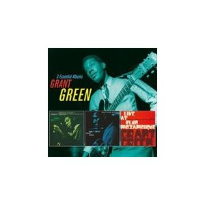 3 ESSENTIAL ALBUMS / GRANT GREEN グラント・グリーン(輸入盤) (3CD) 0600753829295-JPT|softya