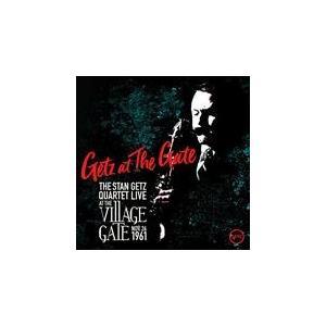 GETZ AT THE GATE : STAN GETZ QUARTET LIVE AT THE VILLAGE GATE NOV. 26TH 1961 / (輸入盤) (2CD) 0602577428623-JPT