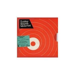 2019.07.19現地発売 GRITS BEANS AND GREENS: THE LOST FONTANA STUDIO SESSION 1969  / TUBBY HAYES QUARTET(輸入盤) (2CD) 0602577568770-JPT|softya