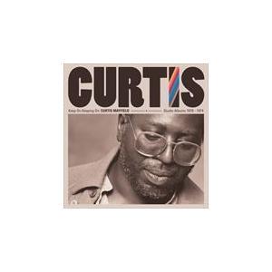 KEEP ON KEEPING ON: CURTIS MAYFIELD STUDIO ALBUMS ...