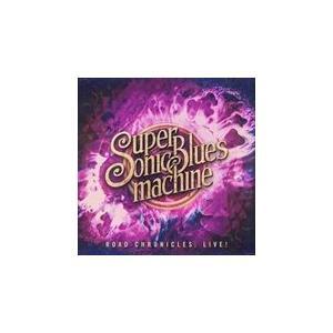 2019.07.12現地発売 ROAD CHRONICLES : LIVE! / SUPERSONIC BLUES MACHINE スーパーソニック・ブルース・マシーン(輸入盤) (CD) 0819873019435-JPT|softya