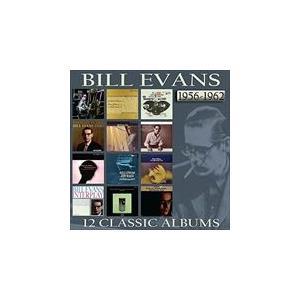 12 CLASSIC ALBUMS: 1956-62 / BILL EVANS ビル・エヴァンス(輸入盤) (6CD) 0823564642321-JPT|softya