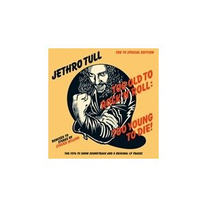 TOO OLD TO ROCK 'N' ROLL : TOO YOUNG TO DIE! (NEW STEREO MIX) / JETHRO TULL ジェスロ・タル(輸入盤) (CD)0825646020430-JPT|softya