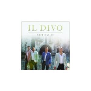 (おまけ付)AMOR& PASION/ IL DIVO イル・ディーヴォ (輸入盤)(CD) 0888751390621-JPT