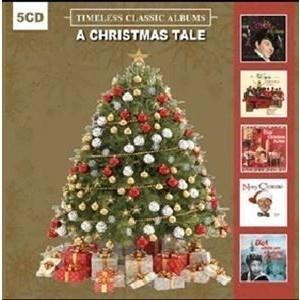 クリスマス タイム CHRISTMAS TALE (TIMELESS CLASSIC ALBUMS) / オムニバス クリスマス(輸入盤) (5枚組CD) 0889397000400-JPT softya