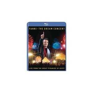 DREAM CONCERT : LIVE FROM THE GREAT PYRAMIDS OF EGYPT / YANNI ヤニー(輸入盤) (BLU-RAY) 0889853078790-JPT