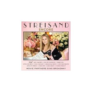 ENCORE : MOVIE PARTNERS SING BROADWAY (DELUXE) / BARBRA STREISAND バーブラ・ストライサンド(輸入盤) (CD) 0889853535521-JPT|softya