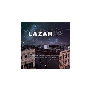 LAZARUS / DAVID BOWIE / ORIGINAL NEW YORK CAST デヴィッド・ボウイ/オリジナル…(輸入盤) 【2CD】 0889853749126-JPT|softya