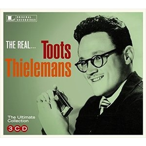 REAL... TOOTS THIELEMANS / TOOTS THIELEMANS トゥーツ・シールマンス(輸入盤) (3CD) 0889854203320-JPT|softya