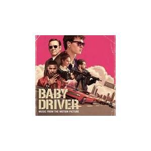 (おまけ付)2017.06.30現地発売 BABY DRIVER ベイビー・ドライバー  / O.S.T. サウンドトラック サントラ(輸入盤) (2CD) 0889854560225-JPT softya