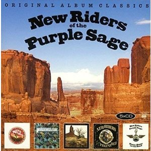 ORIGINAL ALBUM CLASSICS / NEW RIDERS OF THE PURPLE SAGE ニュー・ライダース(輸入盤) (5CD) 0889854629724-JPT|softya