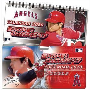 卓上 大谷翔平 2020年カレンダー 20CL-0567