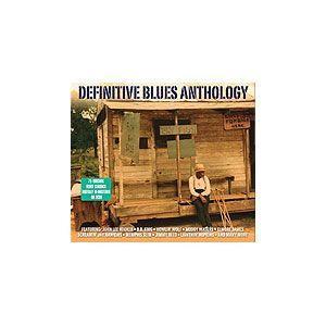 ブルース・アンソロジー/オムニバス 輸入盤 3枚組BLUES (CD) 3CD-001|softya