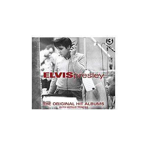 オリジナル・ヒット・アルバムズ/エルヴィス・プレスリー 輸入盤 3枚組ROCK (CD) 3CD-004|softya