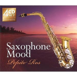 サックス・ムード ベスト・ヒット (4枚組CD) 4CD-335-KEEP softya