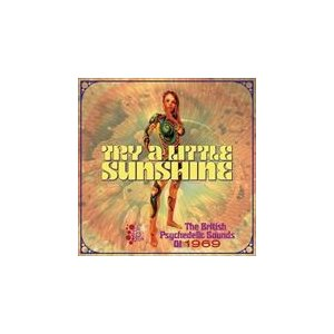 TRY A LITTLE SUNSHINE : BRITISH PSYCHEDELIC SOUNDS OF 1969 / VARIOUS オムニバス(輸入盤) (3CD) 5013929184701-JPT|softya