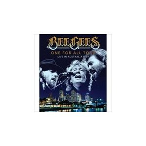 ONE FOR ALL TOUR LIVE IN AUSTRALIA 1989 / BEE GEES...