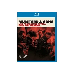 LIVE IN SOUTH AFRICA : DUST AND THUNDER / MUMFORD & SONS マムフォード&サンズ(輸入盤) (BLU-RAY) 5051300530877-JPT|softya