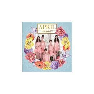 (おまけ付)2ND MINI ALBUM : SPRING / APRIL エイプリル(輸入盤) (CD)8804775070532-JPT|softya