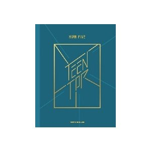 2ND ALBUM : HIGH FIVE (A:ONSTAGE VER.) / TEENTOP ティーントップ(輸入盤) (CD) 8804775079573-JPT|softya
