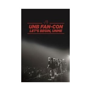 2018 UNB FA-CON [LET'S BEGIN UNME] DVD / UNB ユーエンビ...
