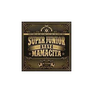 (おまけ付)7TH ALBUM : MAMACITA A-VER. 7THアルバム:ママシタ Aヴァージョン / SUPER JUNIOR スーパー・ジュニア (輸入盤)(CD) 8809269503756-JPT
