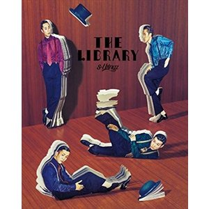 2019.7.17発売 The Librar舞台 /  (Blu-ray) ASBD1226-AZ