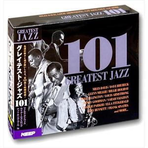 グレイテスト・ジャズ 101 4枚組 (CD) 4CD-321