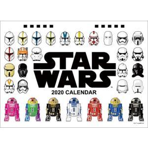 2019/09/22発売予定! 卓上 スター・ウォーズ(SAGA) 2020年カレンダー 20CL-0369|softya