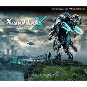 (おまけ付)「XenobladeX」Original Soundtrack サウンドトラック サント...