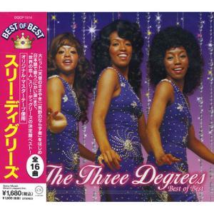 スリー・ディグリーズ BEST of BEST CD DQCP1514|softya