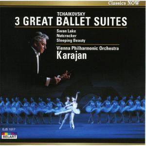 カラヤン チャイコフスキー 3大バレエ音楽 (CD) EJS1017|softya