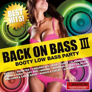 (おまけ付)BACK ON BASS III -BOOTY LOW BASS PARTY- バック オン バス / オムニバス (CD)FASF-4-TOW|softya