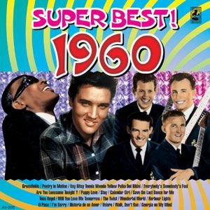 SUPER BEST 1960/スーパーベスト オムニバス (CD) FX-1155|softya