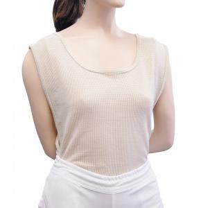 スルッと脱げる汗取りシャツ (HY)|softya