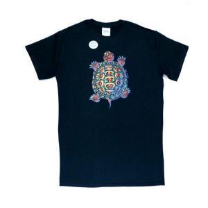 Liberty Graphics(リバティグラフィックス) アート・T−シャツ/ボックスタートル (HY)|softya