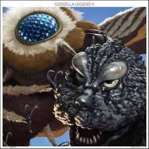 (おまけ付)ゴジラ伝説 V / (サウンドトラック)、チャラン・ポ・ランタン (CD) KICC-1386-SK|softya