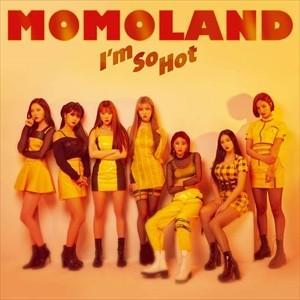 (おまけ付)2019.05.08発売 I'm So Hot (初回限定盤A) / MOMOLAND モモランド (SingleCD+DVD) KICM91940-SK|softya