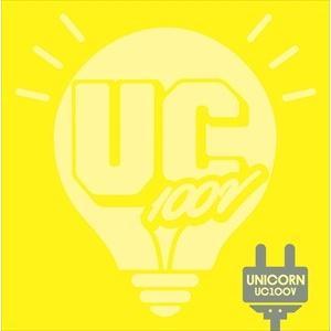 (おまけ付)UC100V (初回生産限定盤) / ユニコーン (CD+DVD) KSCL3137-S...