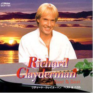 リチャード・クレイダーマン Best & Best /本人演奏 (CD) PBB-102|softya