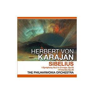シベリウス フィンランディア ヘルベルト・フォン・カラヤン 指揮 (CD)PCD-410-KEEP|softya