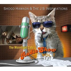 (おまけ付)The Moonlight Cats Radio Show Vol. 1 / Shogo Hamada & The J.S. Inspirations 浜田省吾 (CD) SECL-2038-SK|softya